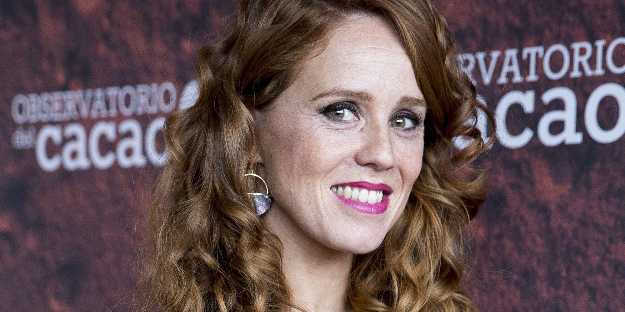 María Castro anuncia el nacimiento de su segunda hija