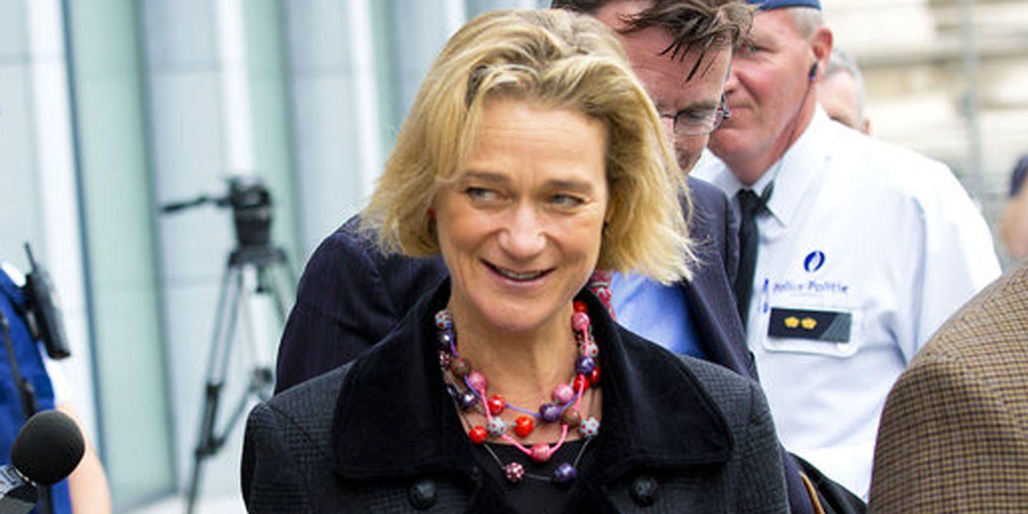 La Familia Real Belga da la bienvenida a tres príncipes más con la victoria de Delphine Boël, hija ilegítima del Rey Alberto