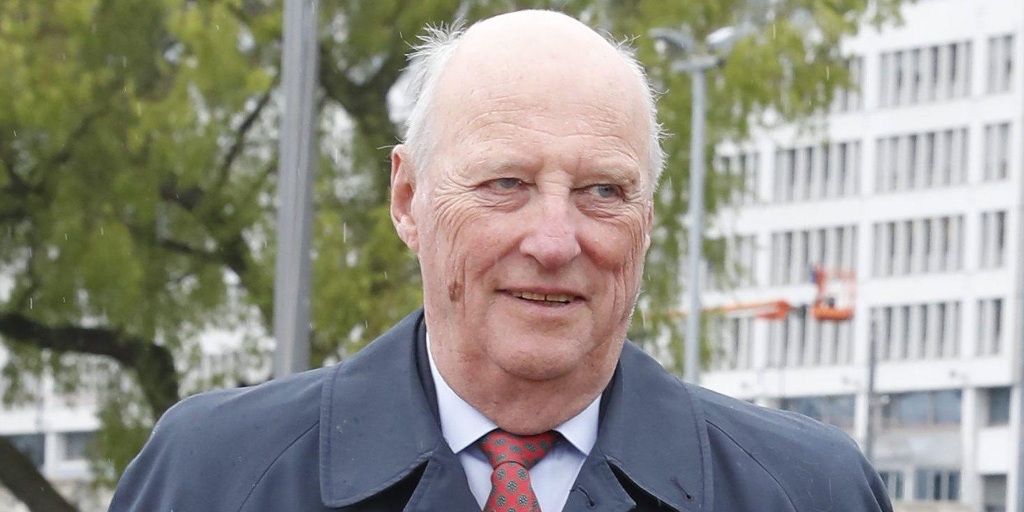 Harald de Noruega recibe el alta tras su operación de corazón y mantiene la regencia en manos de Haakon de Noruega