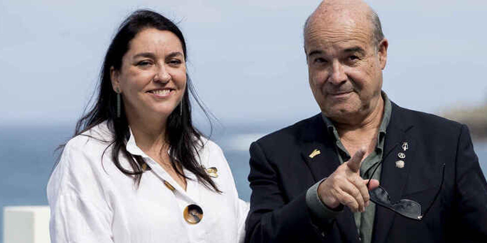 Antonio Resines y Ana Pérez-Lorente se han casado tras treinta años juntos