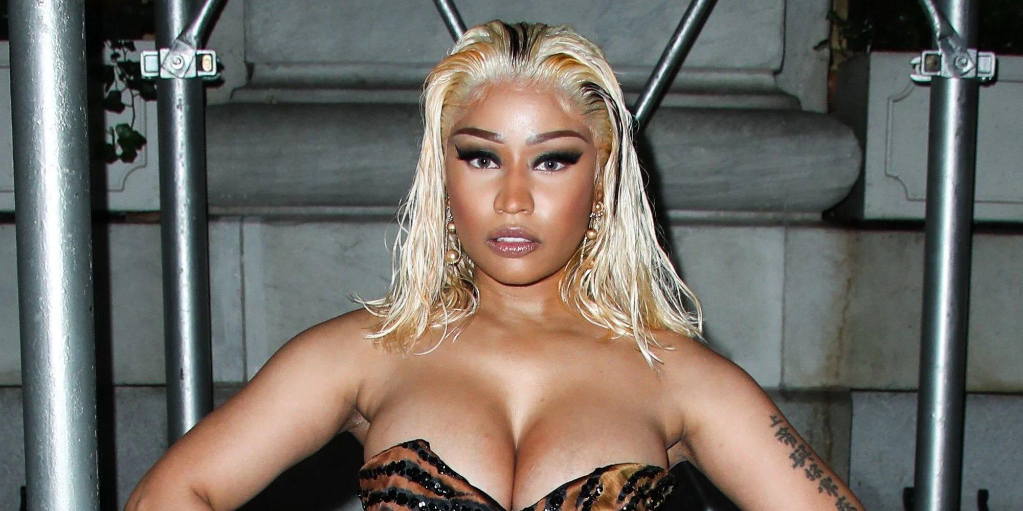 Nicki Minaj desvela el sexo de su primer hijo junto a Kenneth Petty