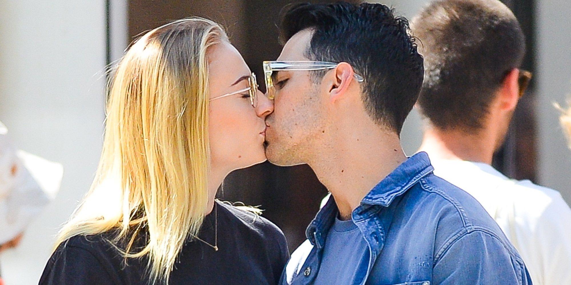 Joe Jonas recuerda que hace tres años Sophie Turner dijo sí a su petición de matrimonio