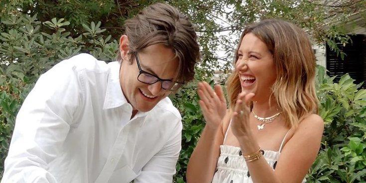 Ashley Tisdale y Christopher French desvelan el sexo de su primer hijo