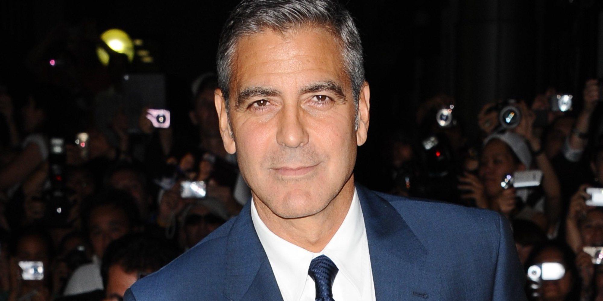George Clooney revela que casi hace 'El diario de Noa' con Paul Newman