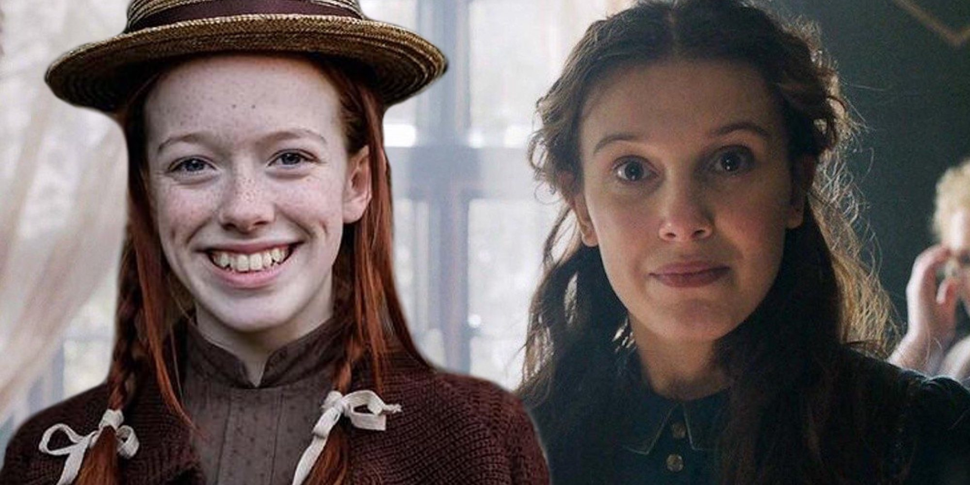 Las increíbles similitudes entre 'Enola Holmes' y 'Anne with an E'