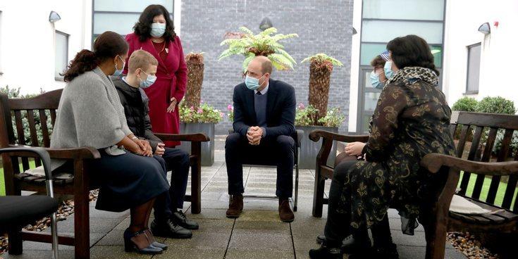 El homenaje del Príncipe Guillermo a Lady Di tras seguir sus pasos 30 años después