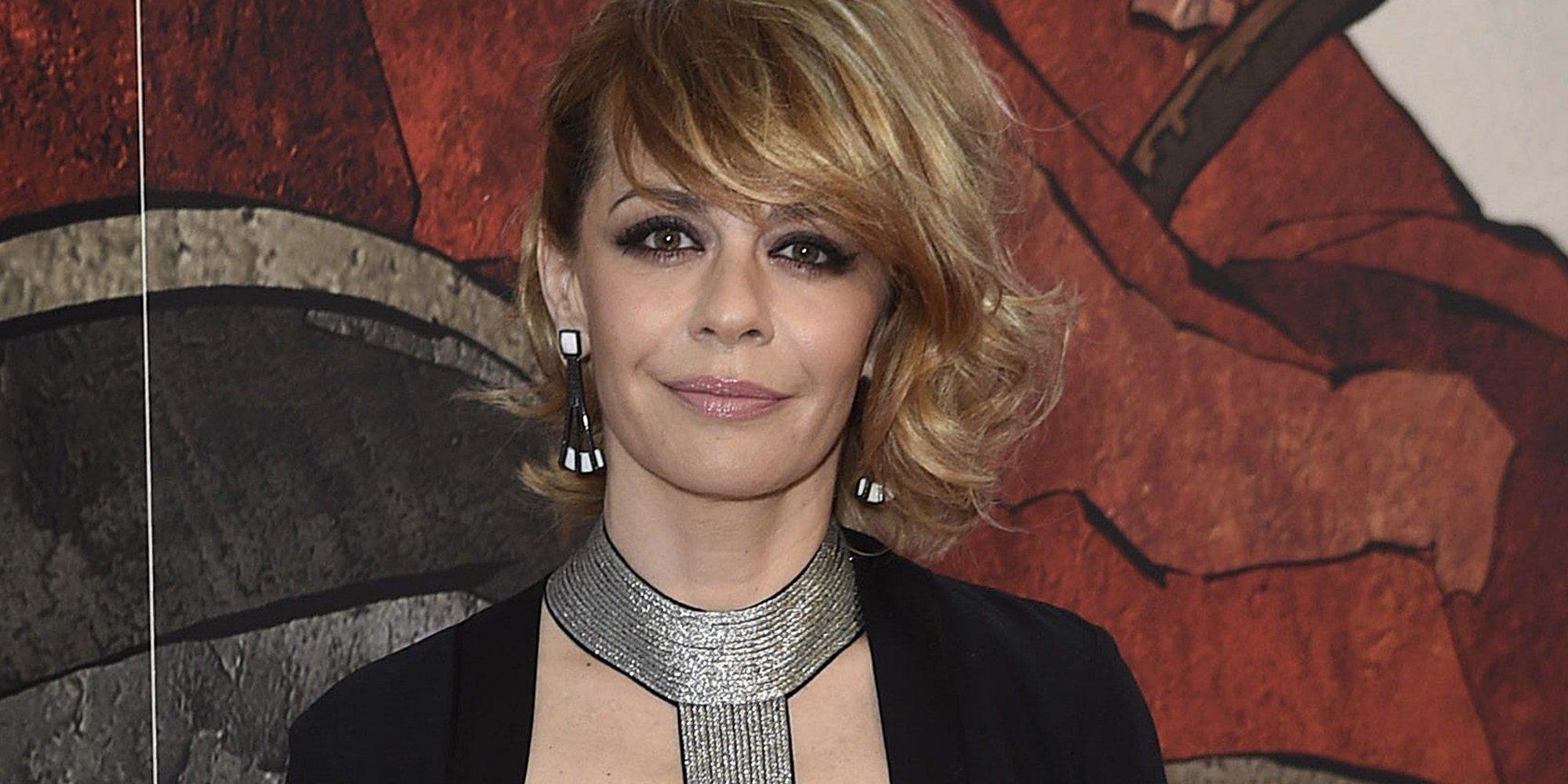 María Adánez anuncia que está embarazada de su primer hijo
