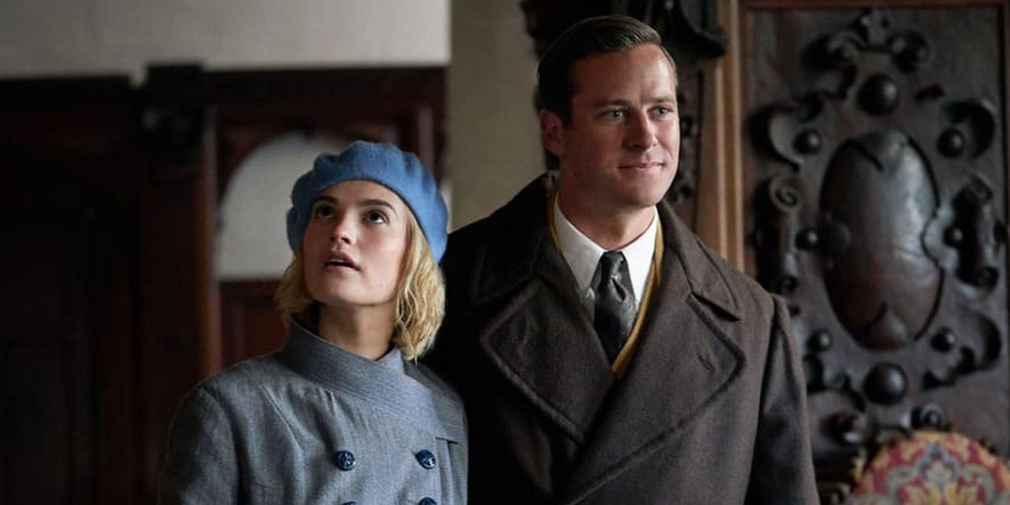 'Rebeca' versus 'Rebeca': Así es el fallido remake de la famosa película de Alfred Hitchcock