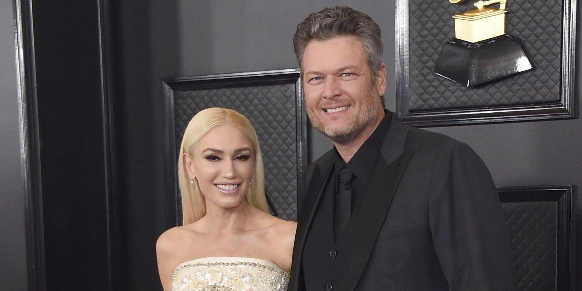 """Gwen Stefani y Blake Shelton anuncian su compromiso de boda: """"Gracias por salvar mi 2020"""""""