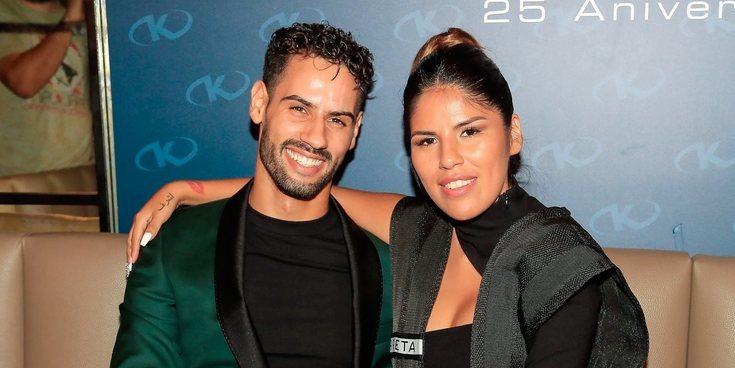 Isa Pantoja y Asraf, primera pareja confirmada de 'La casa fuerte 2'
