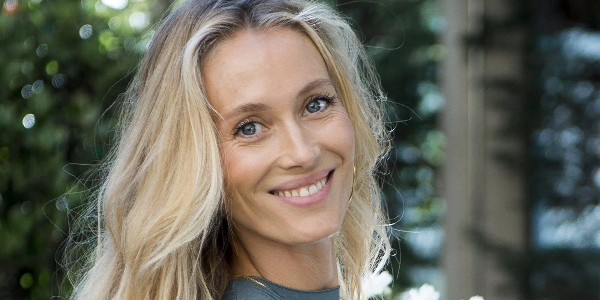 """Vanesa Lorenzo: """"Nunca pensé que el yoga me pudiera ayudar en la tarea de la maternidad"""""""