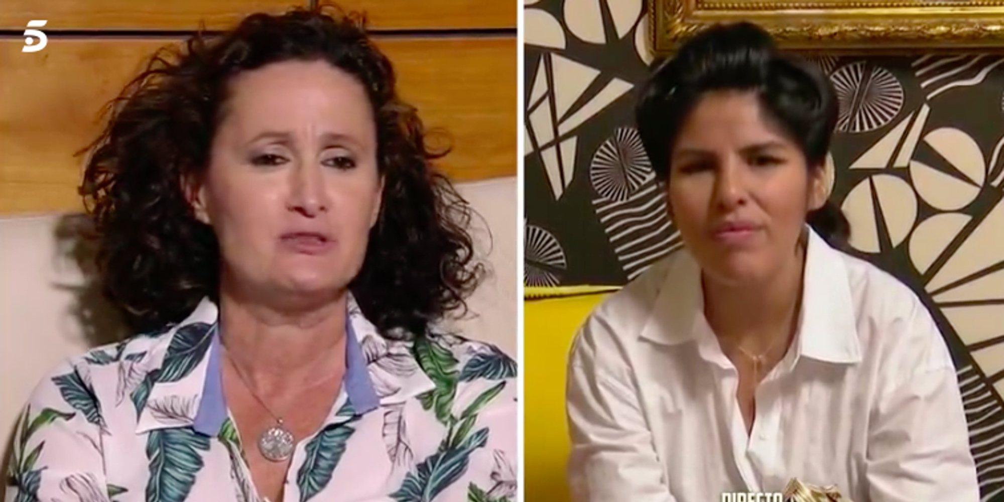 """El mensaje de Dulce a Isa Pantoja en 'La casa fuerte 2': """"Disfruta al máximo, es tu momento"""""""