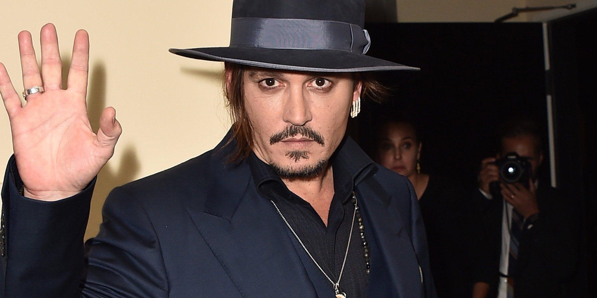 Johnny Depp ganará cerca de 10 millones de dólares por 'Animales Fantásticos 3' aunque le hayan echado