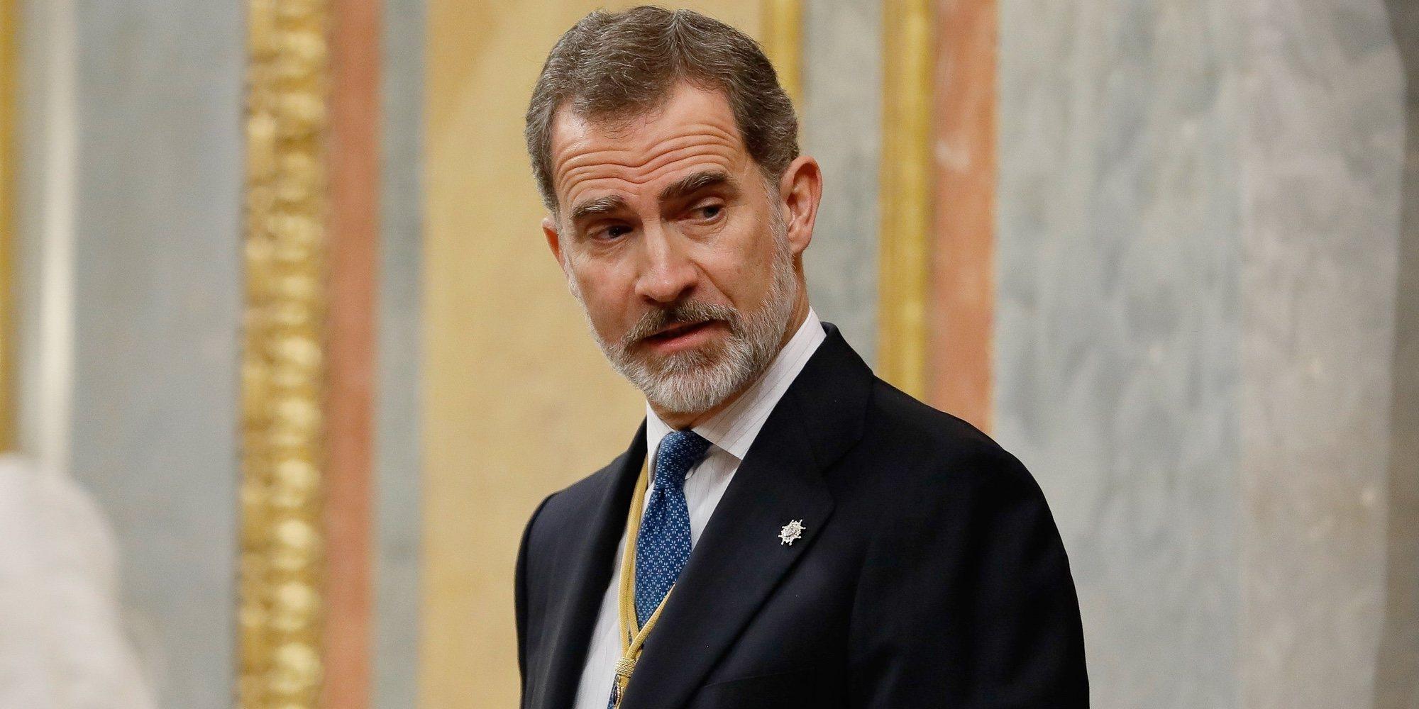 El Rey Felipe interviene para frenar las polémicas de Froilán y Victoria Federica