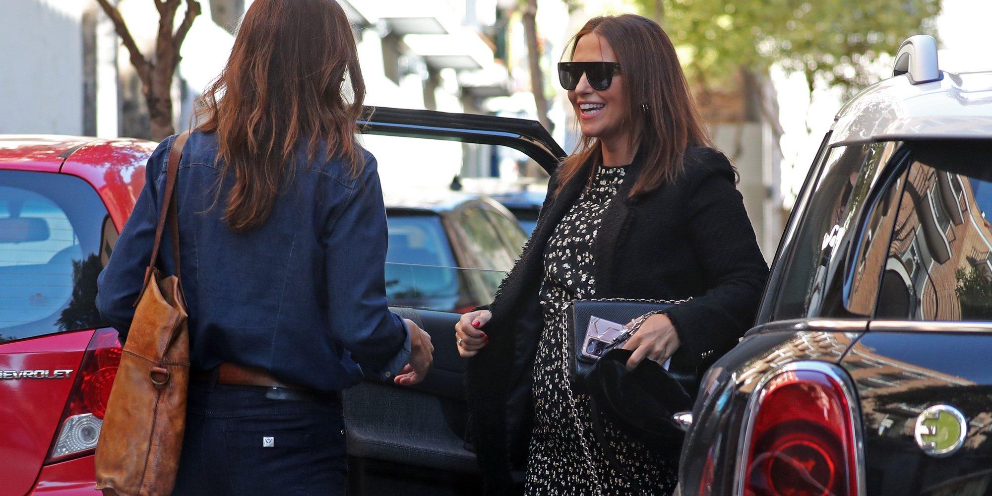 Paula Echevarría presume de embarazo con mucho estilo