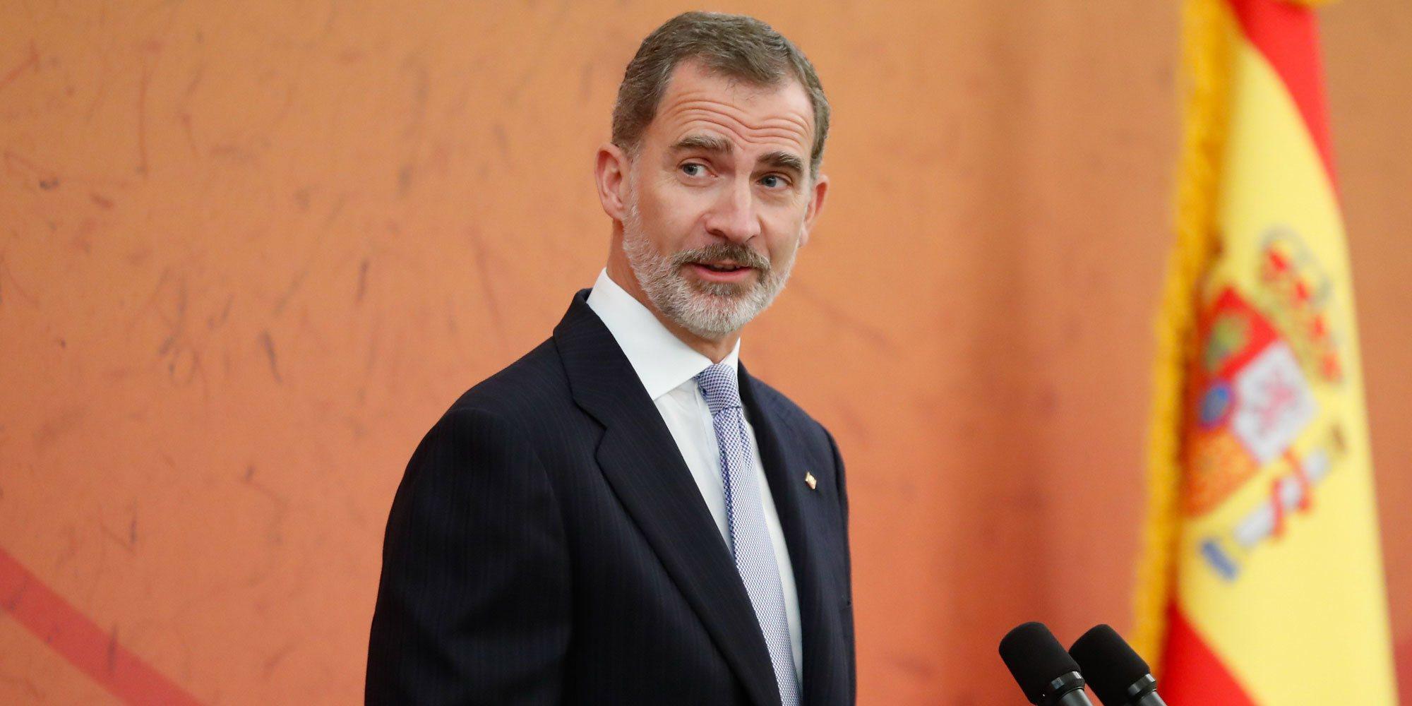 El mensaje del Rey Felipe a favor de la paz con el que muestra su dominio del francés