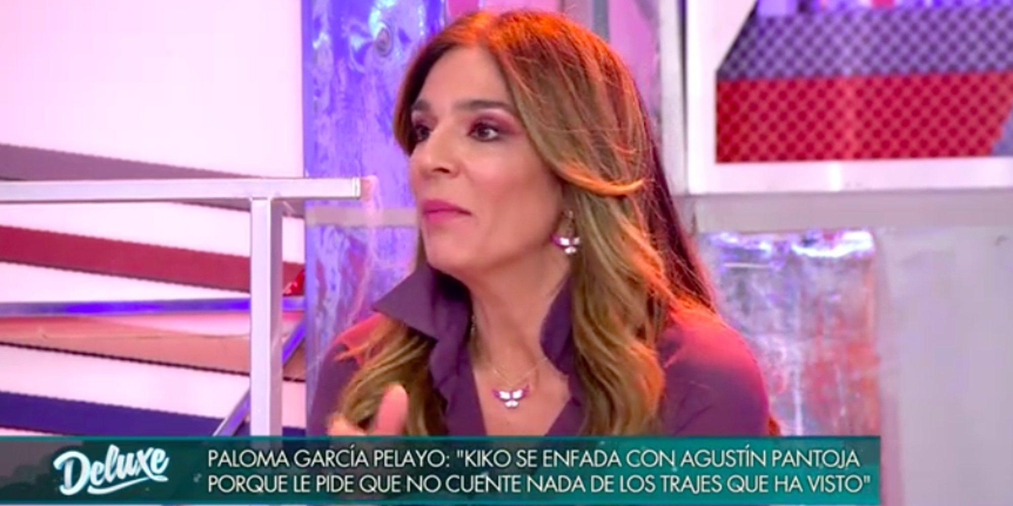 """Raquel Bollo no se posiciona contra Isabel Pantoja pero lanza: """"Yo sería algo que no haría con mis hijos en la vida"""""""