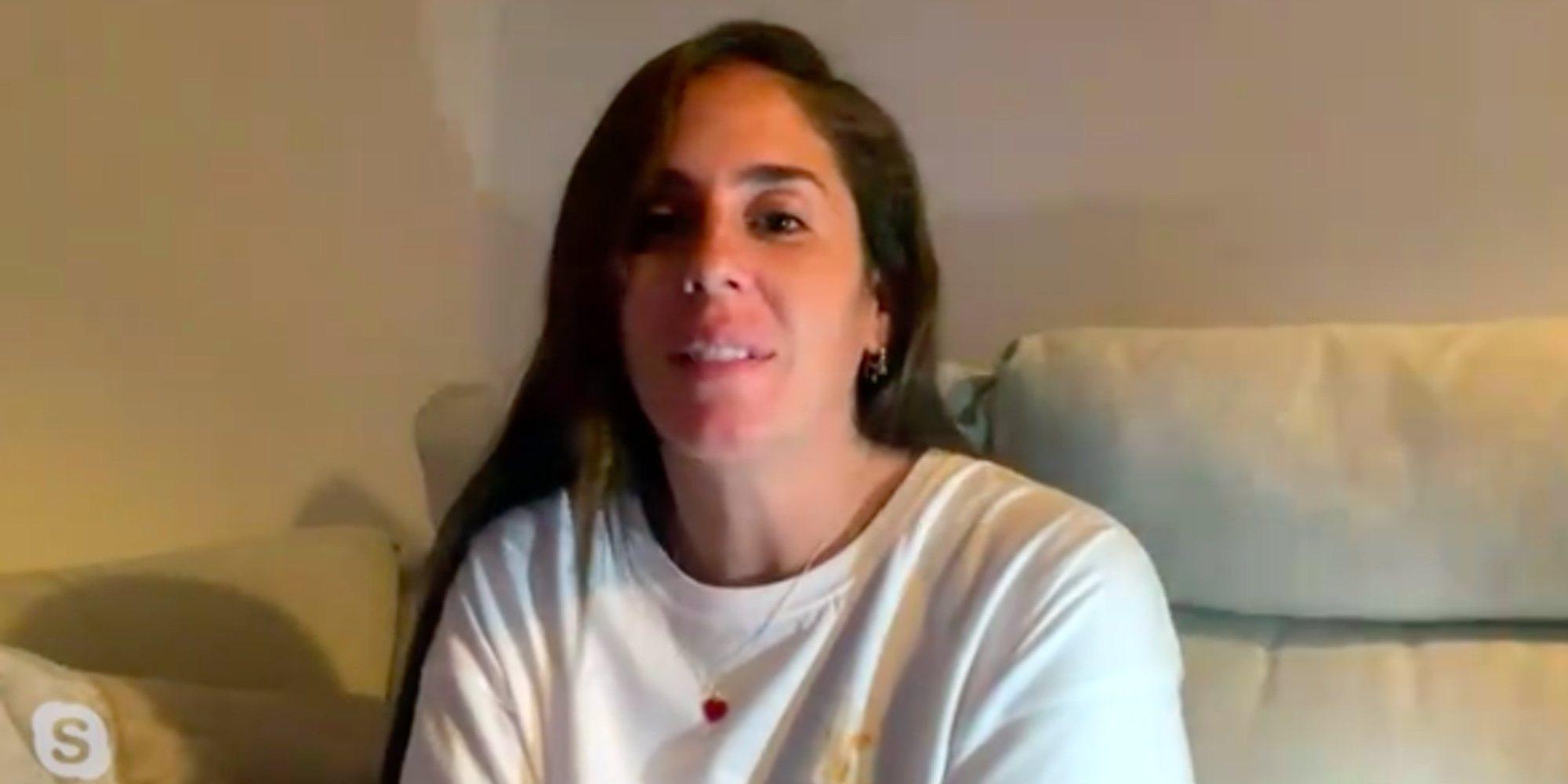 """Anabel Pantoja da su versión del 2 de agosto: """"Kiko tuvo un momento muy chungo pero yo no estaba"""""""