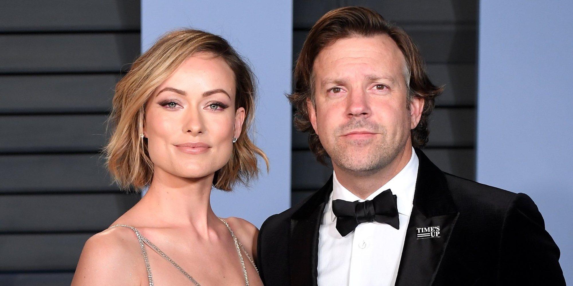 Olivia Wilde y Jason Sudeikis rompen su relación tras nueve años juntos y dos hijos en común