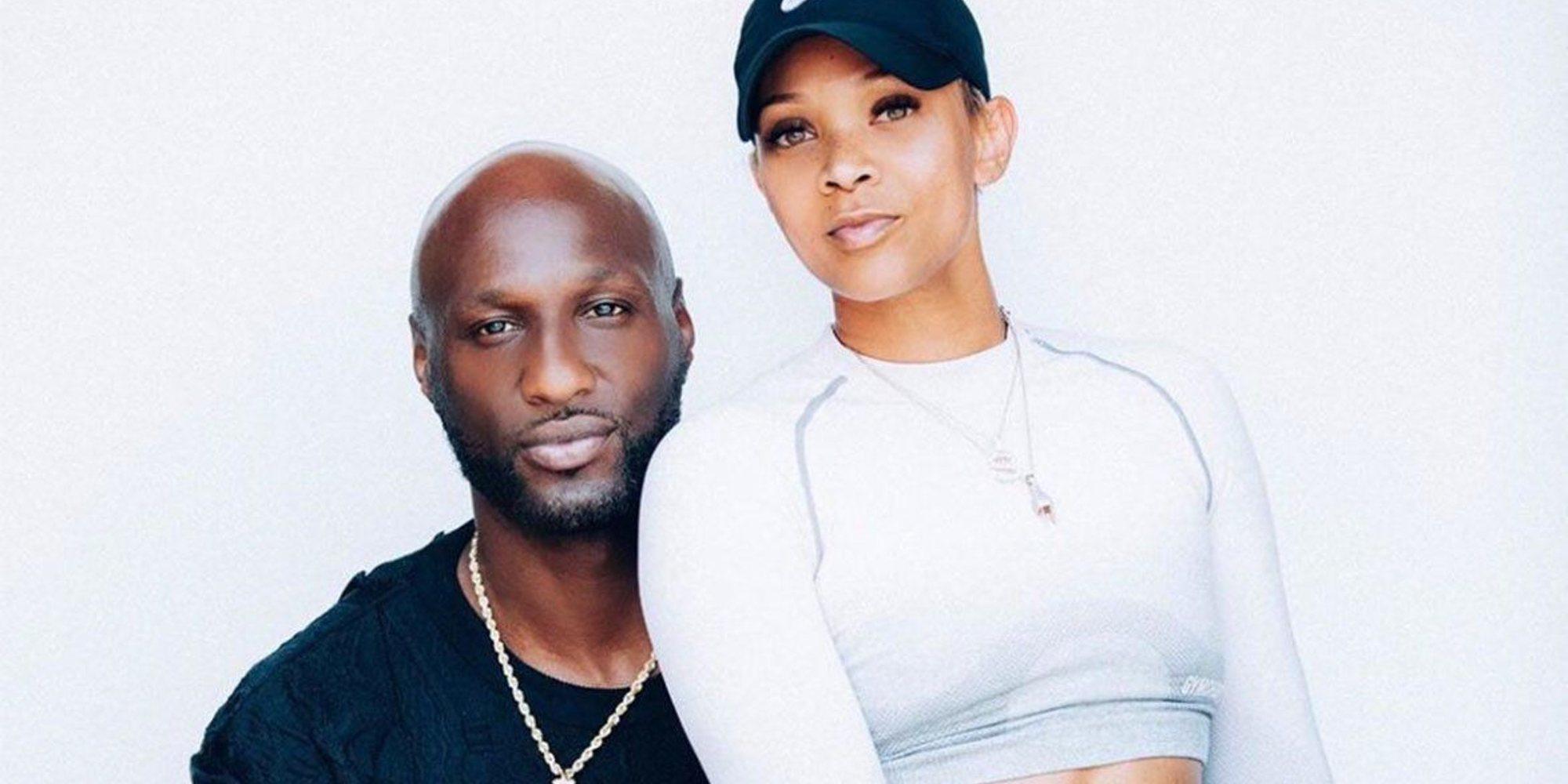 Las románticas palabras de Sabrina Parr a Lamar Odom tras su reconciliación