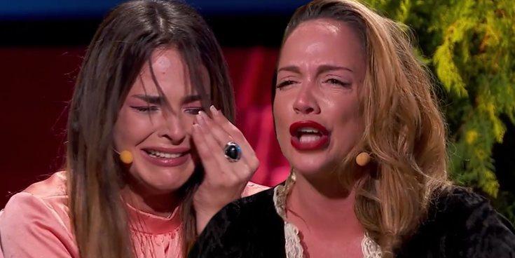 'La Casa Fuerte 2': Gran bronca entre Samira y Marta Peñate que acaba con primera abandonando el plató