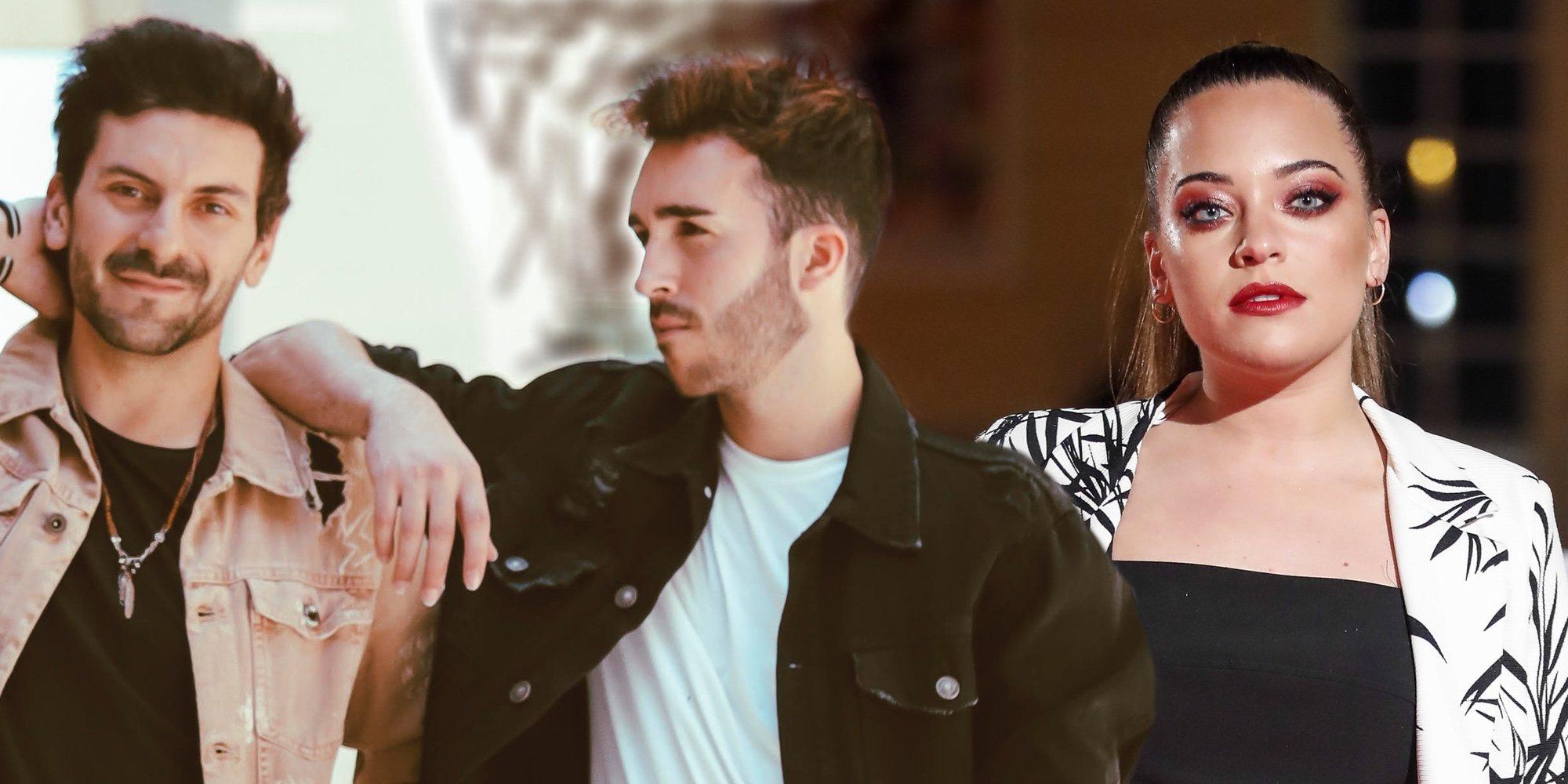 """Noelia Franco e Iván Feria (Atacados): """"Siempre hemos hablado de hacer un tema juntos y por fin ha llegado"""""""