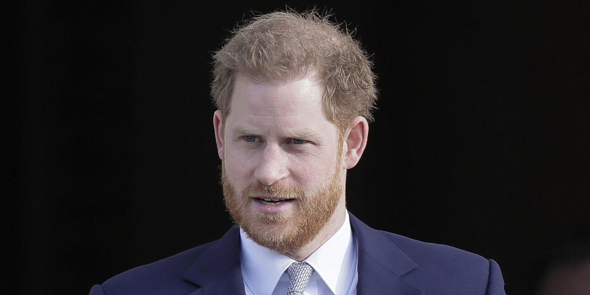 La paranoia que sufrió el Príncipe Harry cuando fue víctima de pinchazos telefónicos