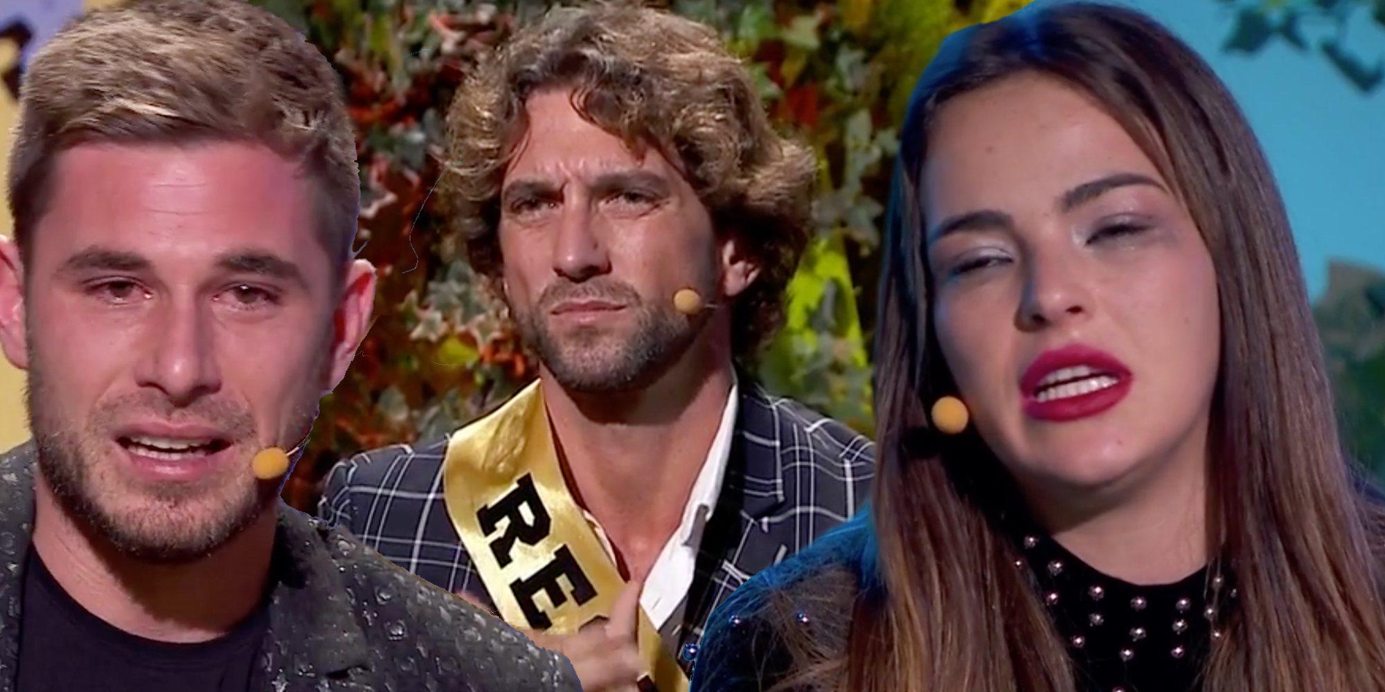 Un insulto de Antonio Pavón hace llorar a Marta Peñate y a Tom Brusse en 'La Casa Fuerte 2'