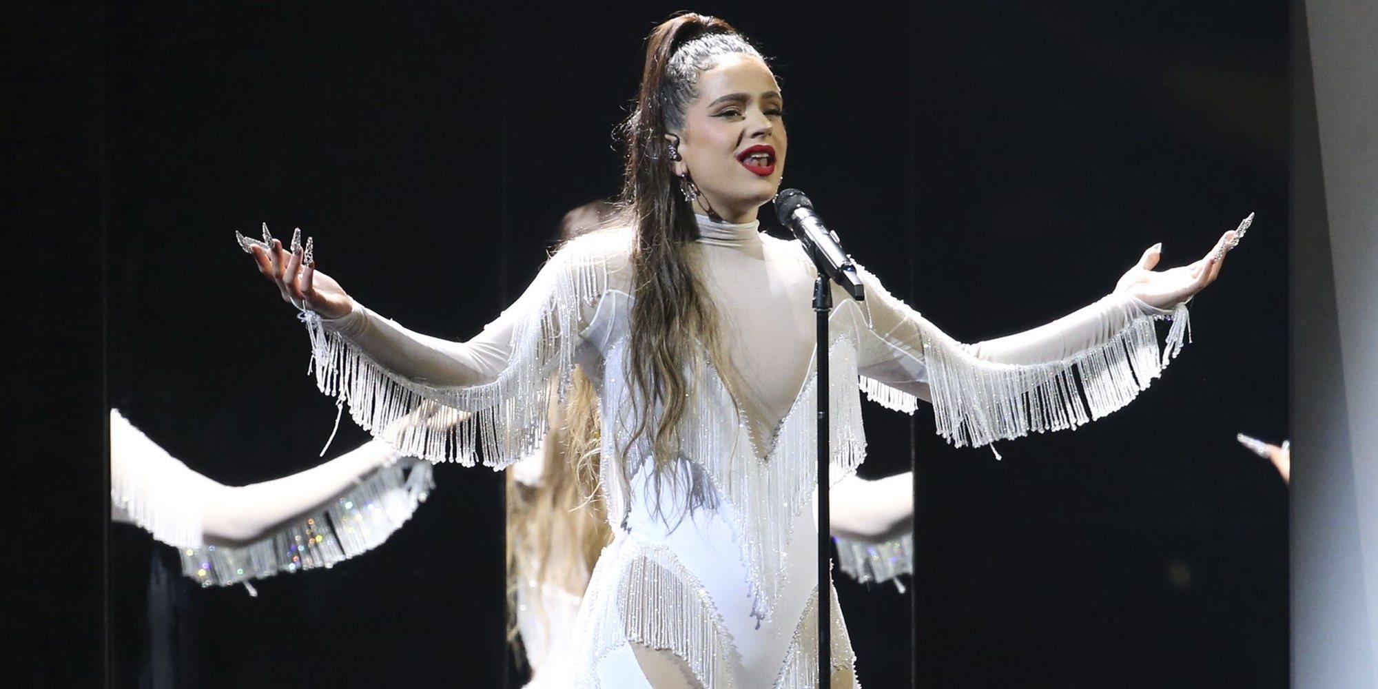 Rosalía triunfa en los Grammy Latino y Alejandro Sanz se alza con uno de los premios en una noche internacional