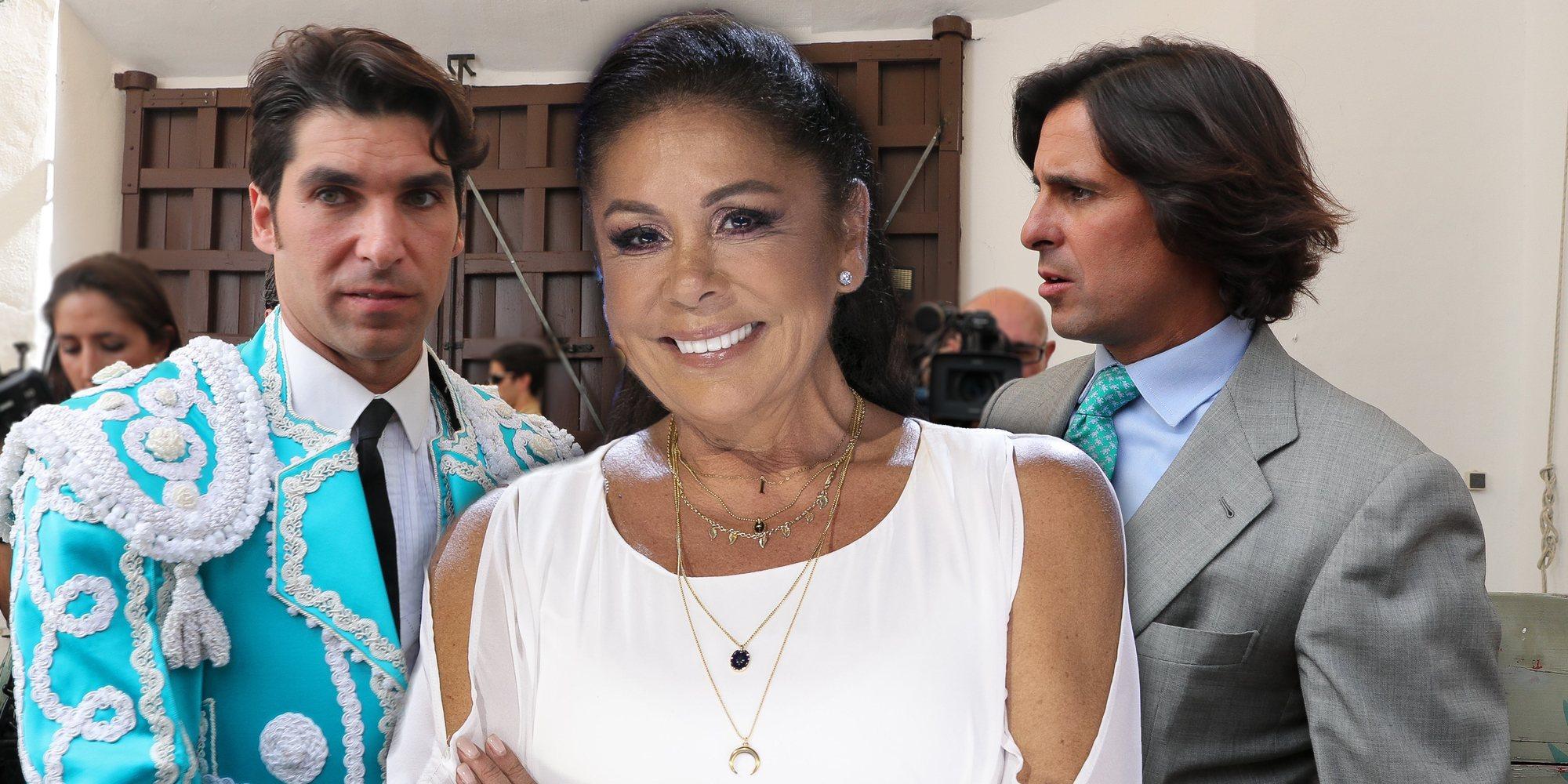 El primer paso de Fran y Cayetano Rivera para recuperar los objetos personales de Paquirri que hay en Cantora