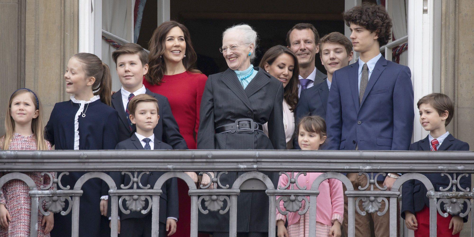 La Familia Real Danesa anuncia sus planes para la atípica Navidad 2020