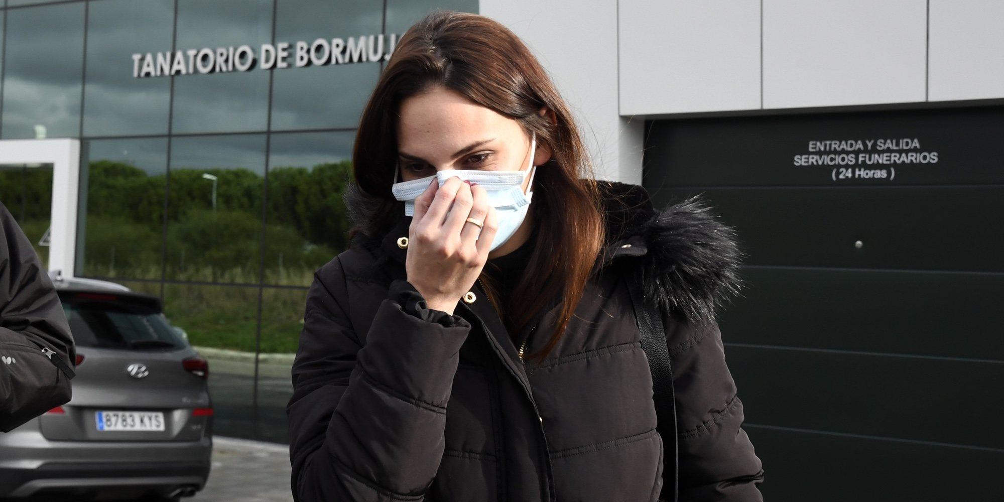 """La emotiva despedida de Irene Rosales a su padre: """"Mi corazón está roto"""""""