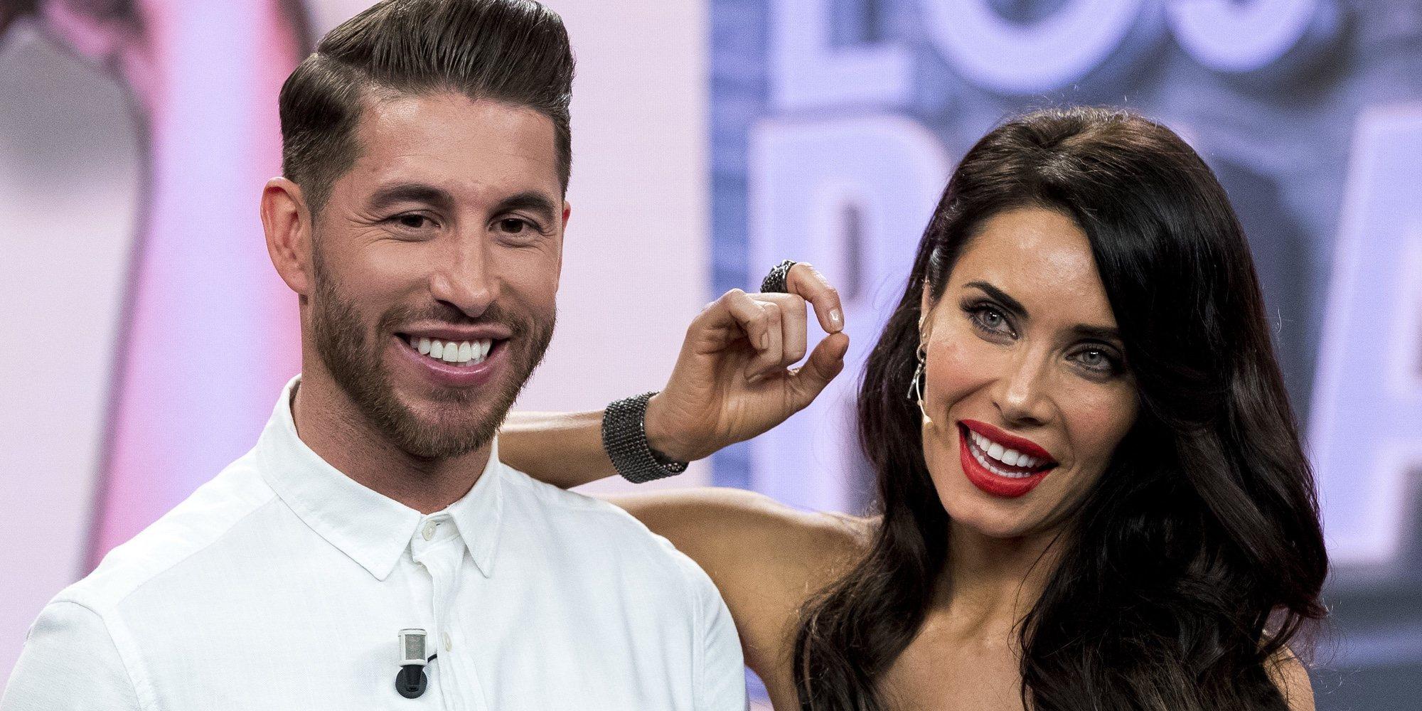 La 'estricta' dieta que hacen Pilar Rubio y Sergio Ramos con la que consiguen estar espectaculares
