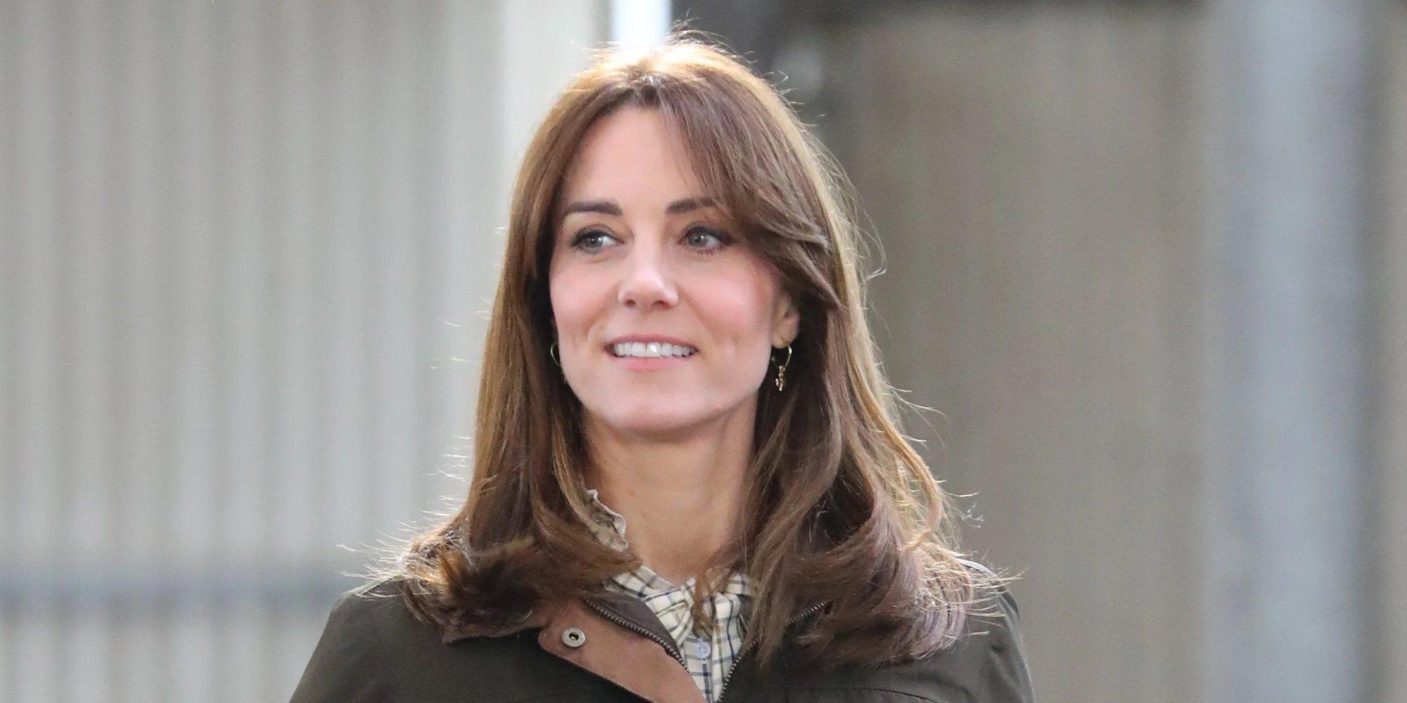 La preocupación de Kate Middleton en los primeros años de vida de sus hijos