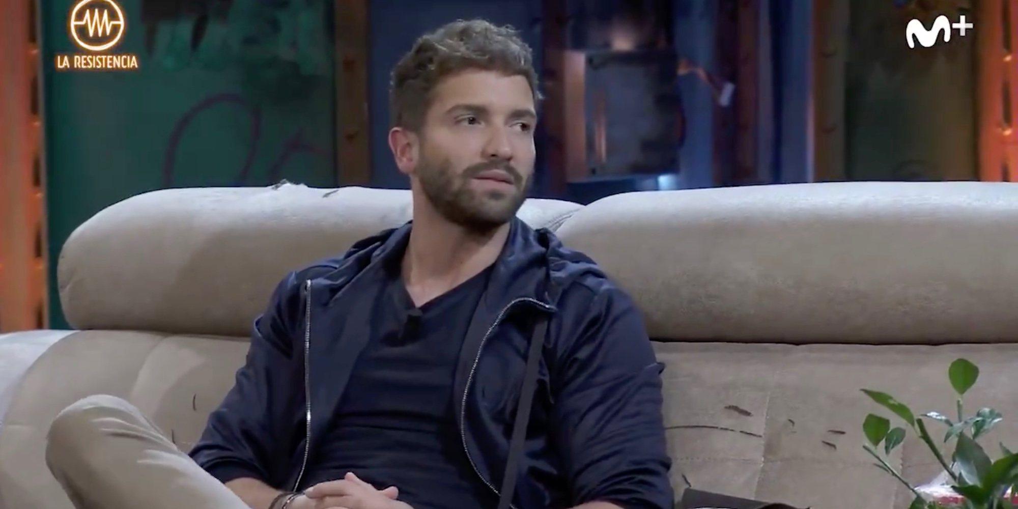 """Pablo Alborán habla abiertamente sobre sexo en 'La Resistencia': """"Lo hago menos de lo que querría"""""""