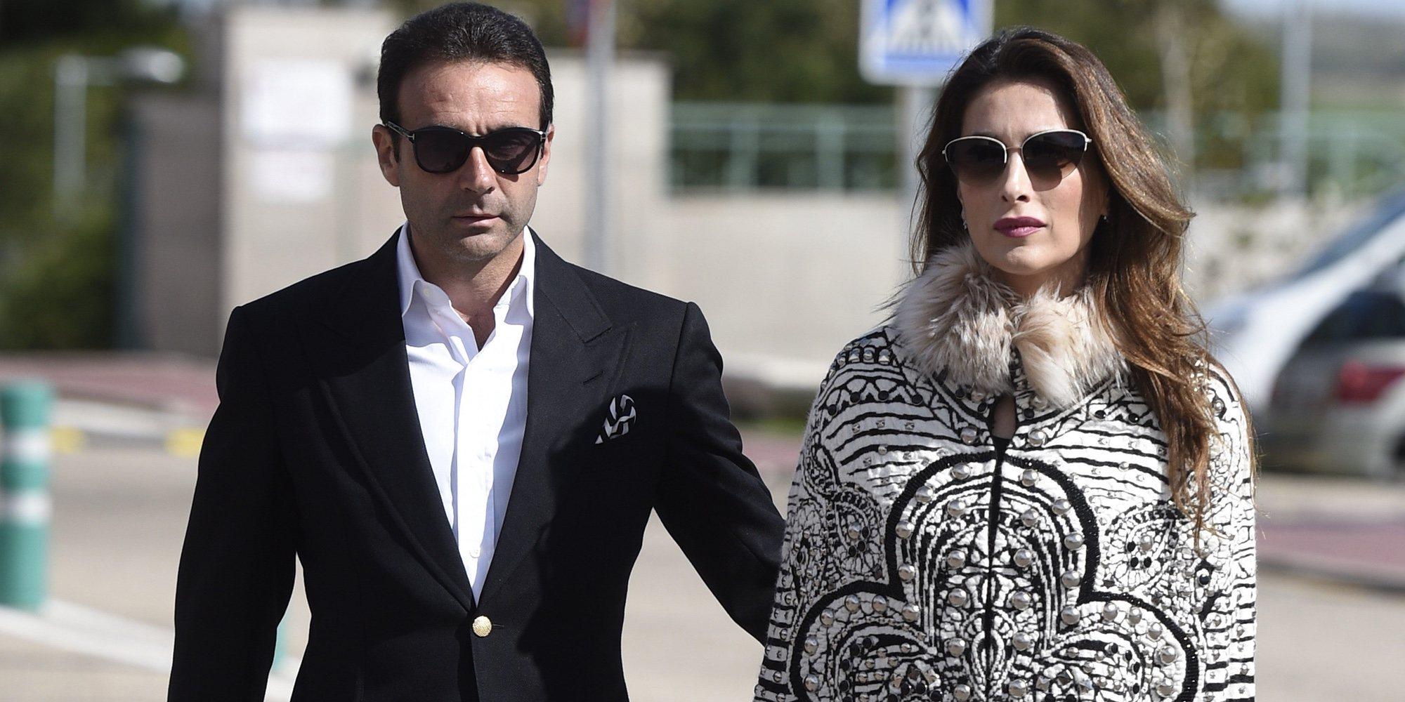 Enrique Ponce y Paloma Cuevas vuelven a verse demostrando que su relación es cordial