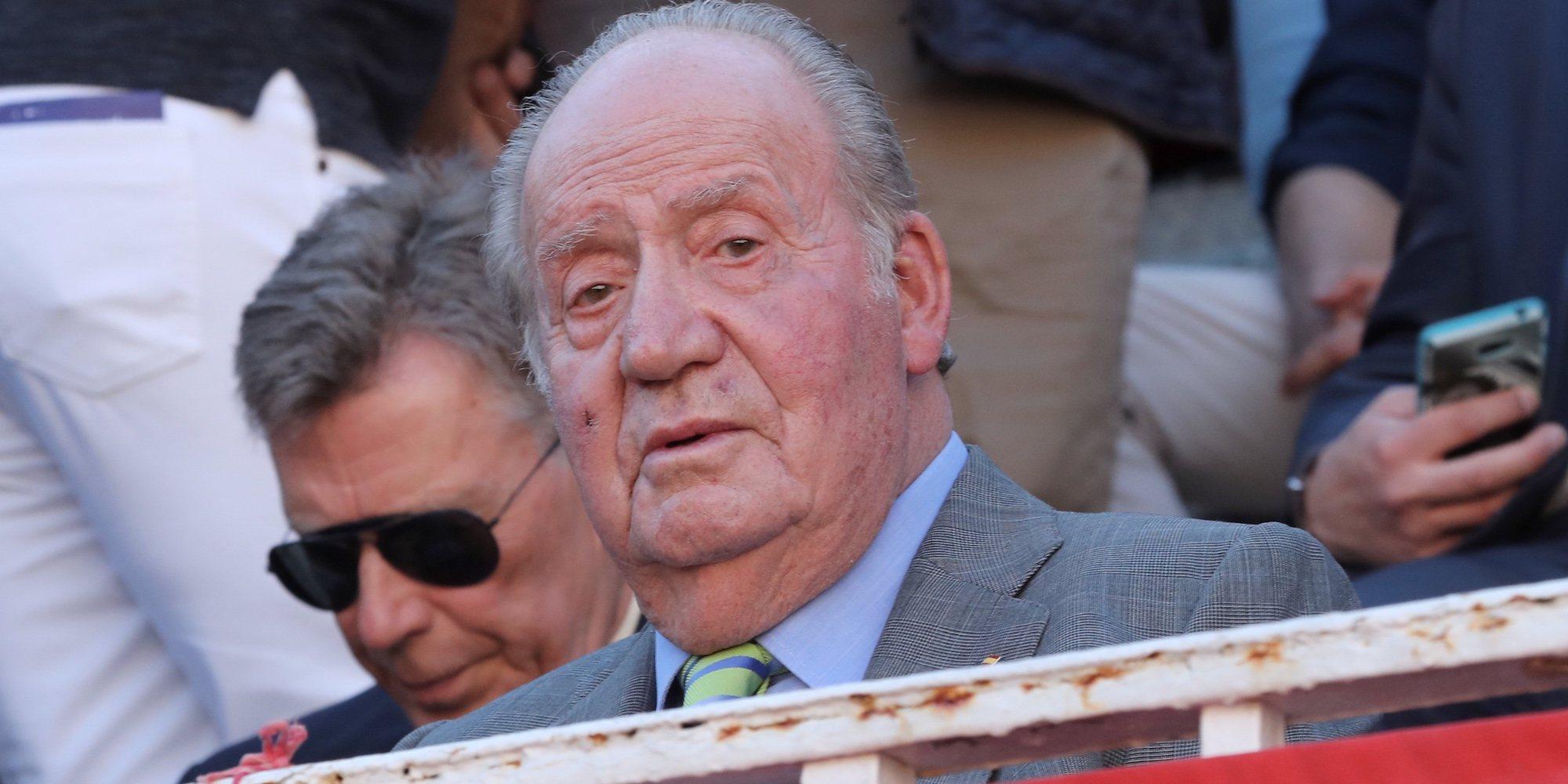 El Rey Juan Carlos quiere volver a España por Navidad