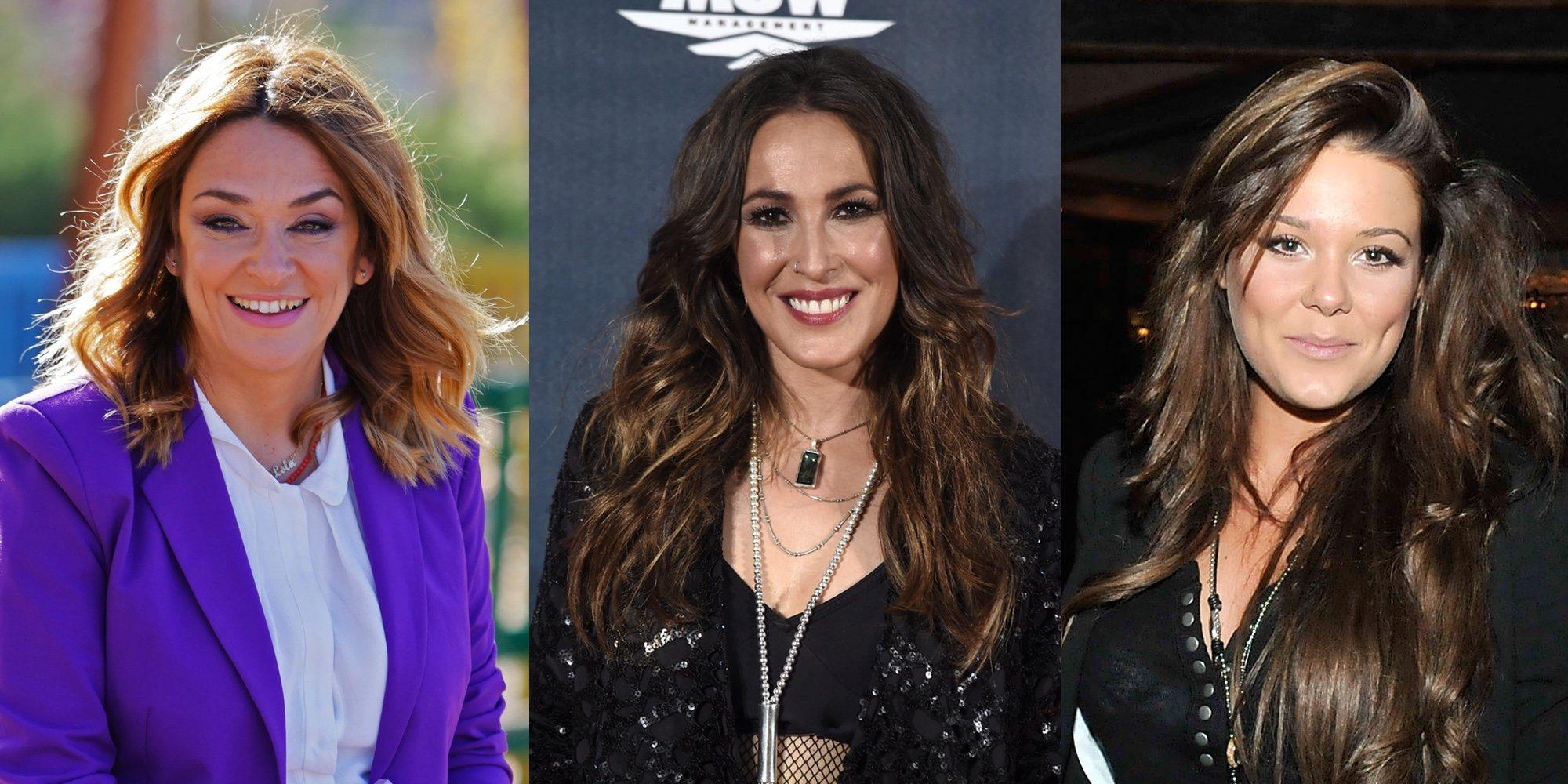 Toñi Moreno, Malú, Lorena Gómez,... las celebs que se han estrenado como madres en 2020