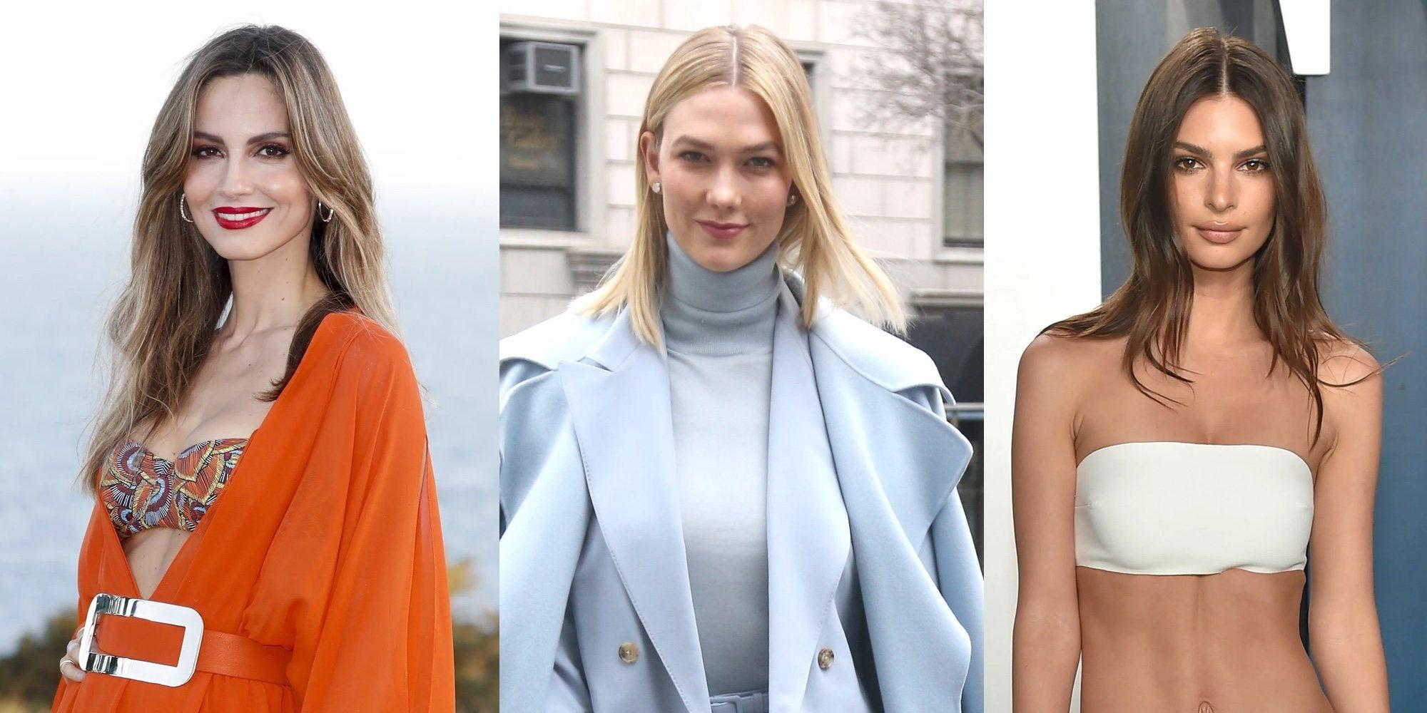 Ariadne Artiles, Karlie Kloss, Emily Ratajkowski,... el baby boom de las modelos para 2021