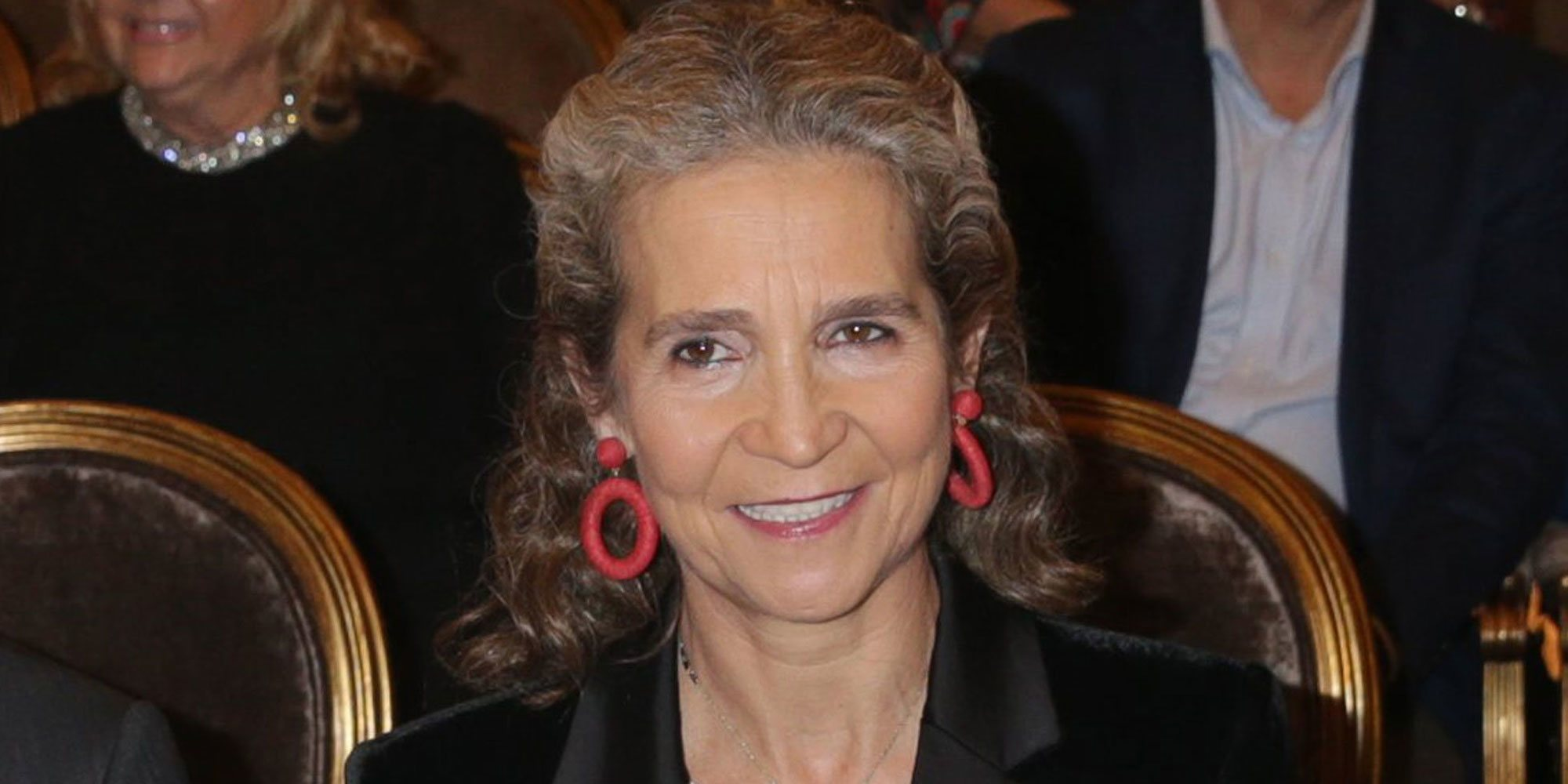 La Infanta Elena, de comida con amigas entre rumores y confirmaciones del Rey Juan Carlos y tras su vídeo solidario
