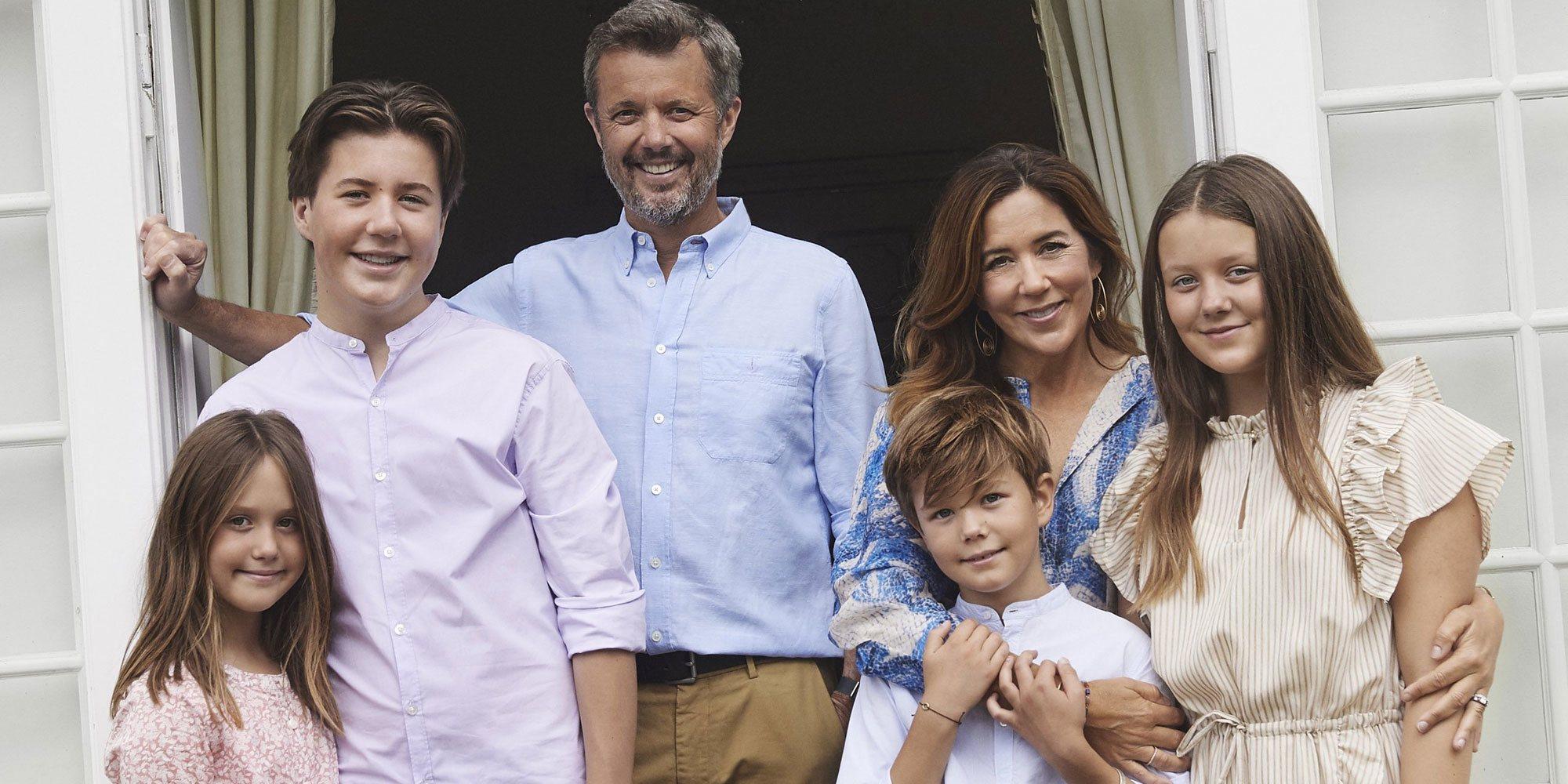 Del estado de salud de Christian de Dinamarca al negativo en coronavirus de Federico y Mary y sus hijos pequeños