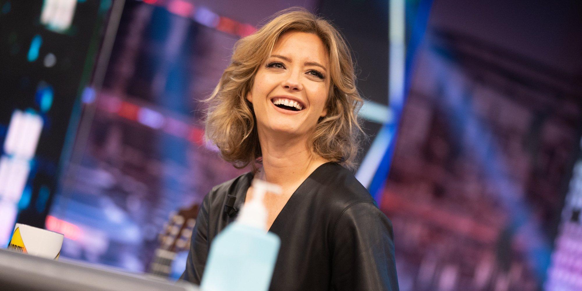 """María Casado cuenta en 'El Hormiguero' cómo se enteró de su despido de TVE: """"Fue un shock"""""""