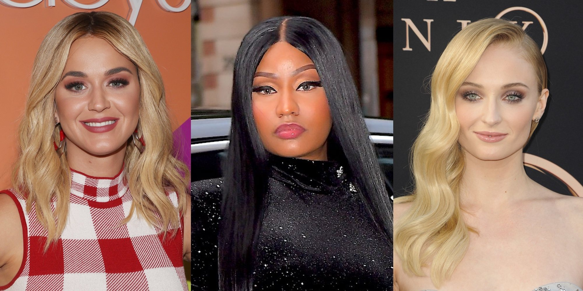 Katy Perry, Gigi Hadid, Nicki Minaj, Sophie Turner,... las celebs que se han estrenado como madres en 2020