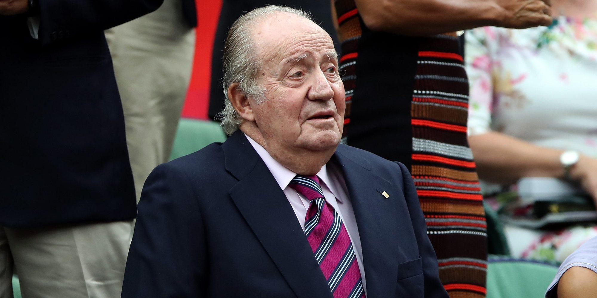 El Rey Juan Carlos confirma que no vuelve a España por Navidad
