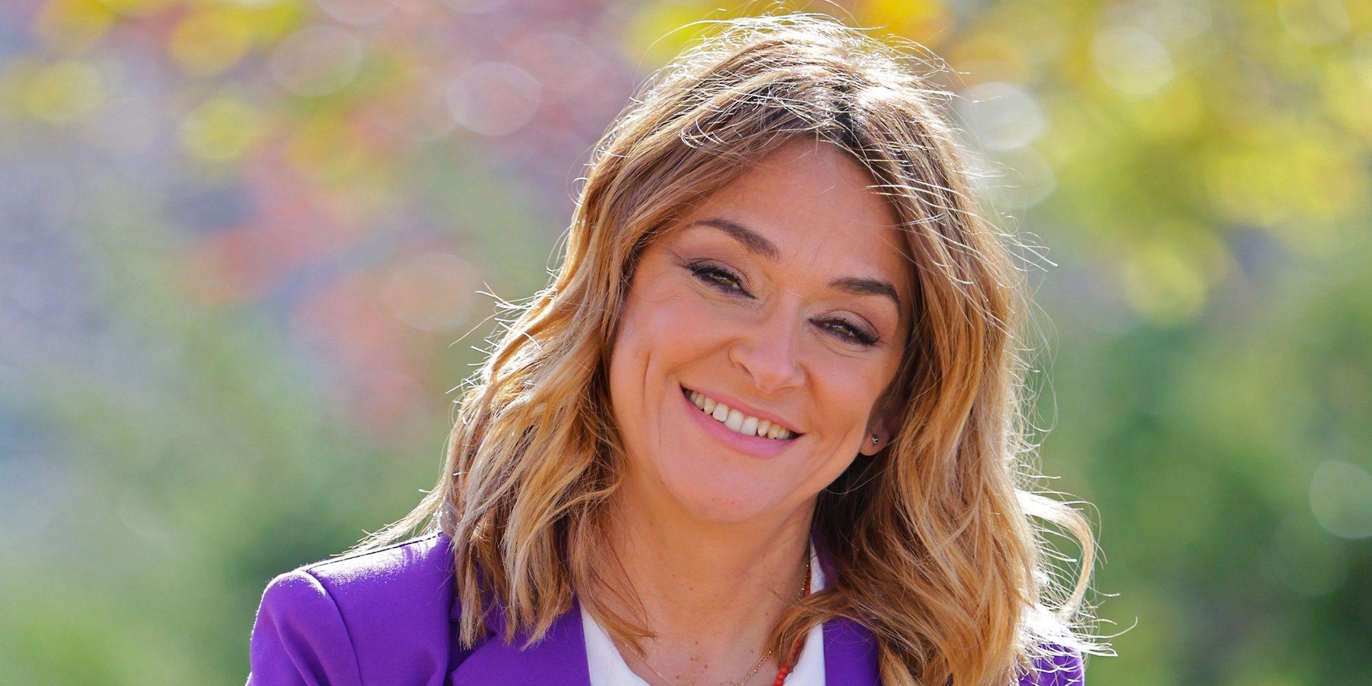 """Toñi Moreno: """"Ser madre es muy duro pero también muy gratificante. En algún momento incluso me arrepentí"""""""