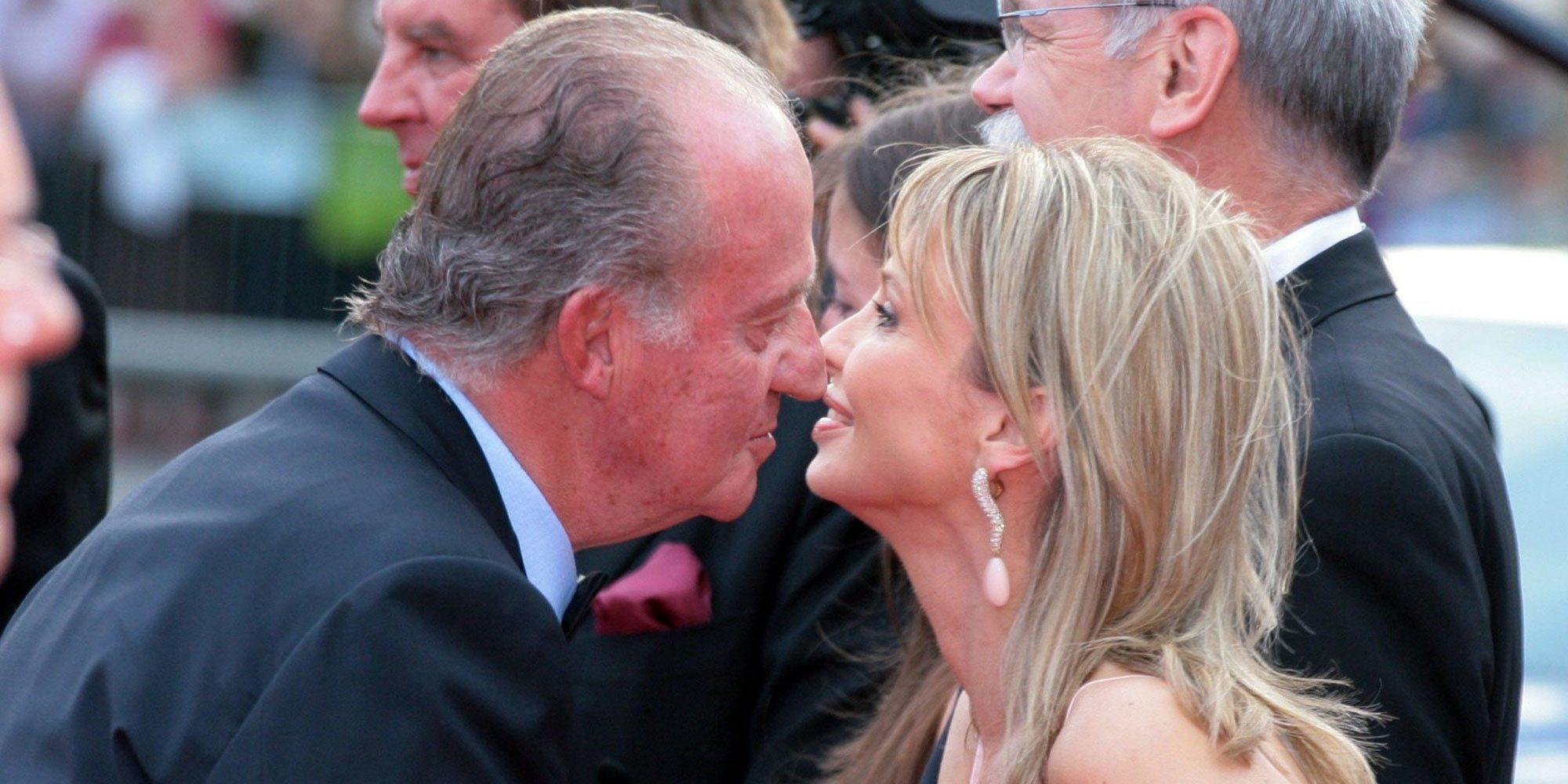 Los sentimientos del Rey Juan Carlos hacia Corinna