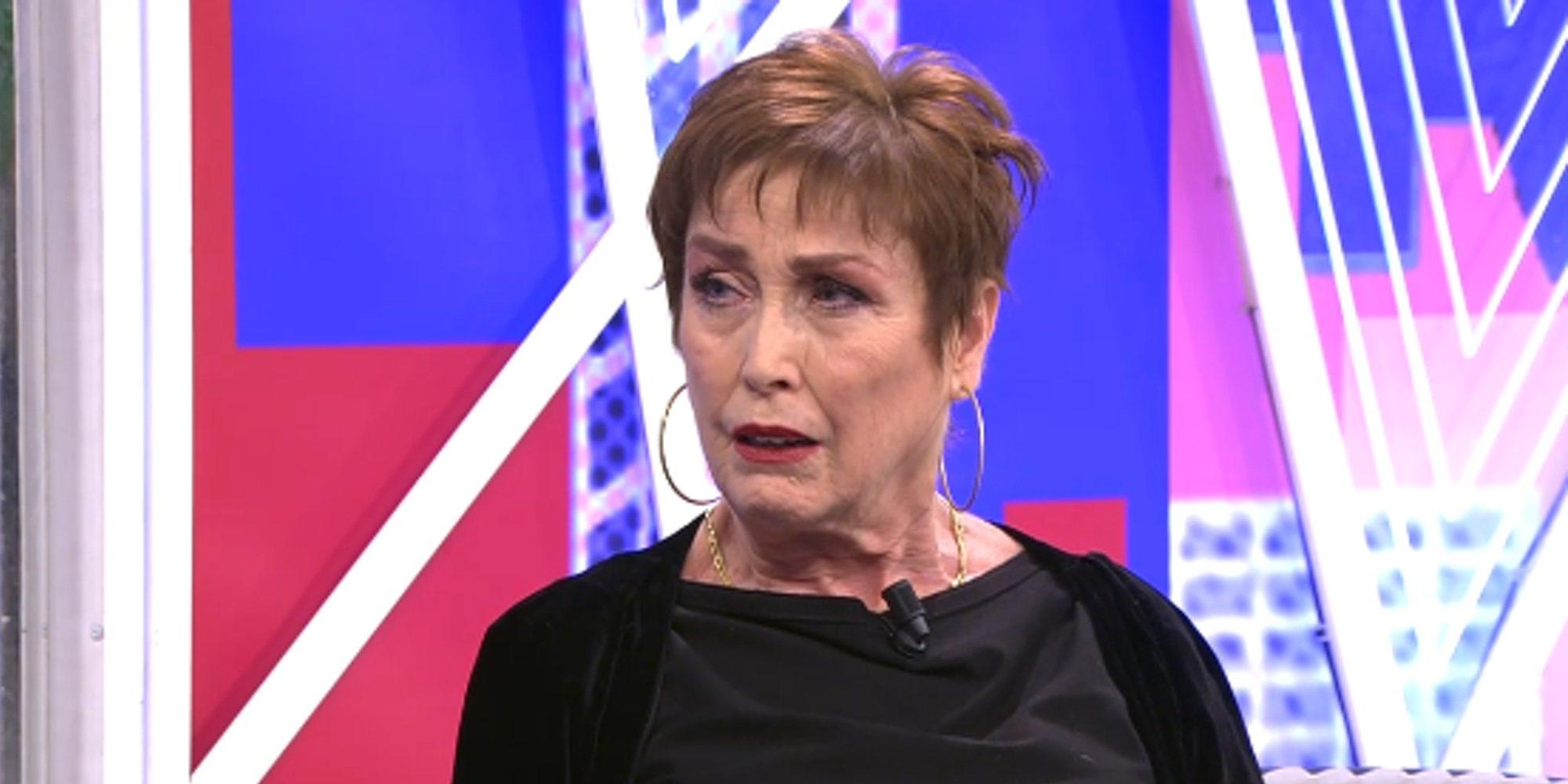 """El rapapolvo de Verónica Forqué a Isabel Pantoja: """"Te vas a morir siendo una desgraciada"""""""