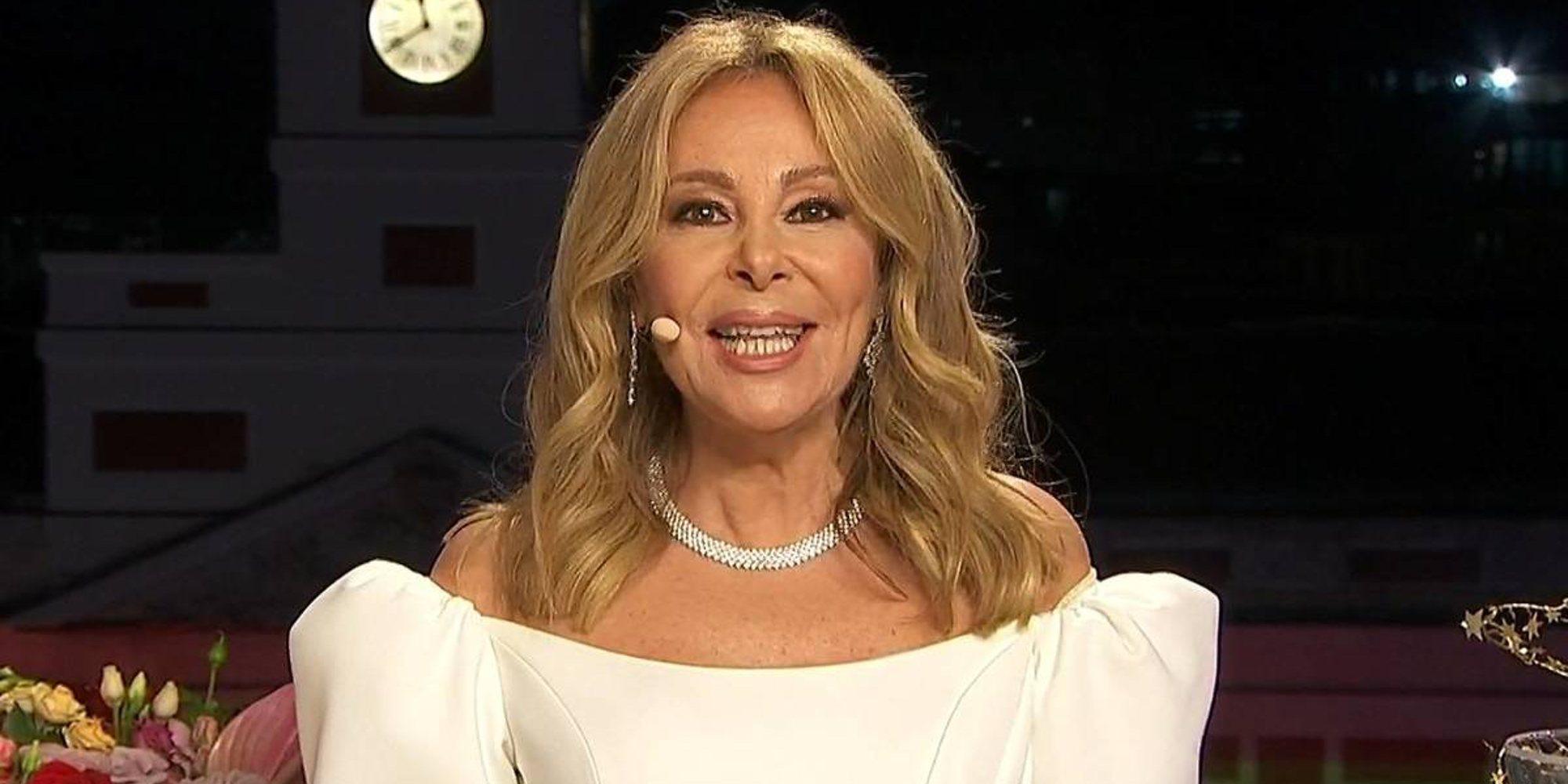 El recuerdo de Álex Lequio: el detalle que marcó la reaparición de Ana Obregón en televisión