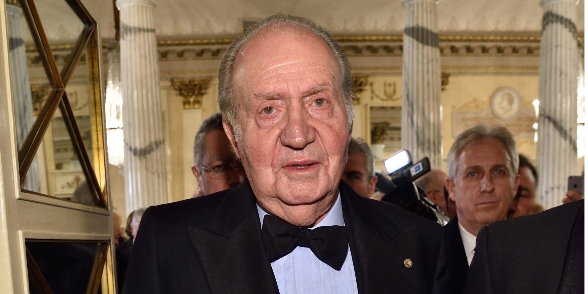 Sale a la luz la primera imagen del Rey Juan Carlos cinco meses después de dejar España y exiliarse en Abu Dabi