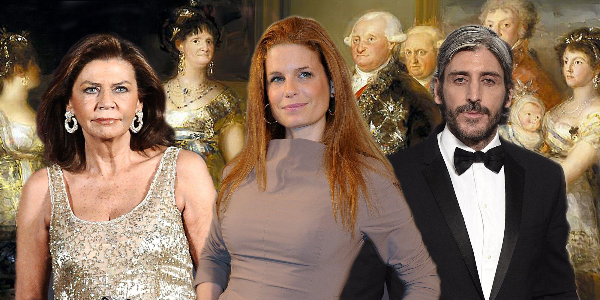 Los Borbones que cotizan en el sector privado: entre las finanzas, la moda y los reality shows
